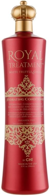 Увлажняющий кондиционер для волос - Chi Royal Treatment Hydrating Conditioner