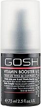 Духи, Парфюмерия, косметика Масло для волос восстанавливающее - Gosh Vitamin Booster