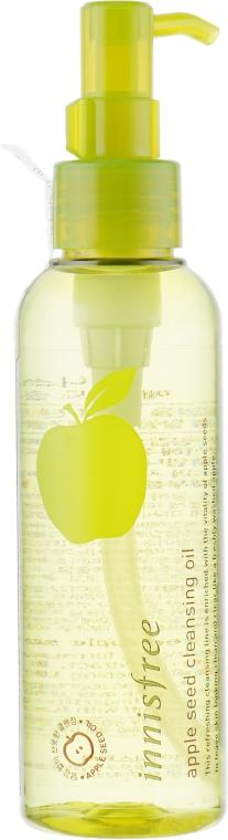 Гидрофильное масло для лица с экстрактом яблока - Innisfree Apple Seed Cleansing Oil