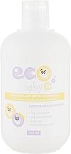 Духи, Парфюмерия, косметика Гель-пенка для детей c экстрактом лаванды и маслом мигдаля - Acme Color Eco Baby 3+