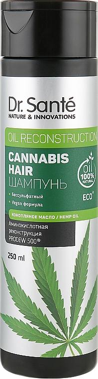 Шампунь для волос - Dr. Sante Cannabis Hair Shampoo