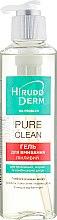 Пенящийся гель для умывания - Hirudo Derm Pure Clean — фото N2