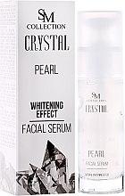 Духи, Парфюмерия, косметика Природная жемчужная гелевая сыворотка - Hristina Cosmetics SM Crystal Pearl Facial Serum