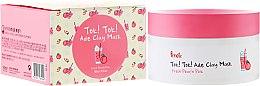 Духи, Парфюмерия, косметика Маска для лица на основе глины - Prreti Tok! Tok! Ade Clay Mask Peach Pink