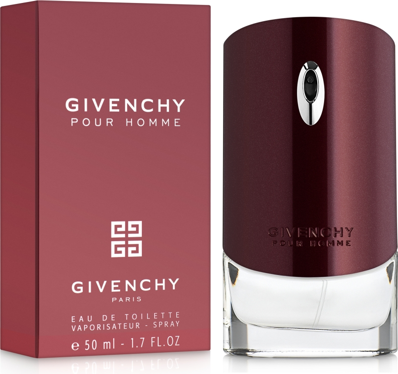 Givenchy Pour Homme - Туалетная вода