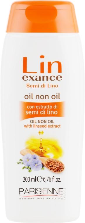 "Восстанавливающий флюид для волос ""Масло без масла"" - Parisienne Italia Lin Exance Oil Non Oil"