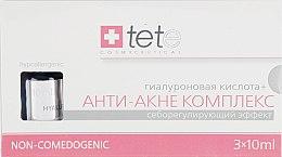 """Духи, Парфюмерия, косметика Сыворотка """"Гиалуроновая кислота + Анти-акне комплекс"""" - TETe Cosmeceutical Hyaluronic Acid"""