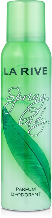 La Rive Spring Lady - Дезодорант