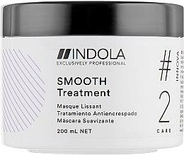 Духи, Парфюмерия, косметика Маска для выравнивания волос - Indola Smooth Treatment