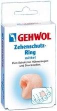 Духи, Парфюмерия, косметика Кольца для пальцев защитные (1 размер) - Gehwol Zehenschutz-ring
