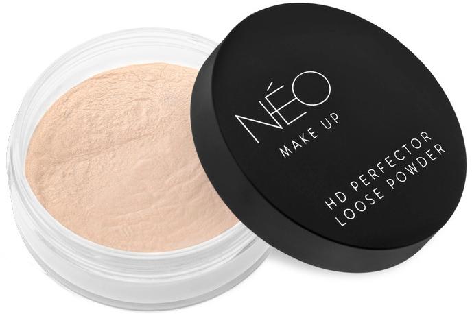 Пудра для лица рассыпчатая - NEO Make Up HD perfector Loos Powder