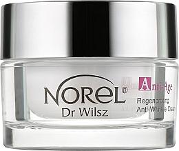 Духи, Парфюмерия, косметика Восстанавливающий противоморщинный крем для зрелой кожи - Norel Anti-Age Regenerating and anti-wrinkle cream
