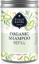 Духи, Парфюмерия, косметика Сменная жестяная банка для шампуня - Eliah Sahil Organic Shampoo Refill