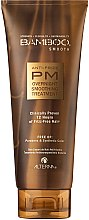 Духи, Парфюмерия, косметика Ночной разглаживающий концентрат для гладкости волос с экстрактом бамбука - Alterna Bamboo Smooth Anti-Frizz PM Overnight Smoothing Treatment