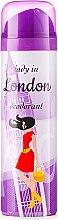 Духи, Парфюмерия, косметика Дезодорант - Lady In London Deodorant