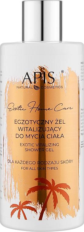 Гель для душа - Apis Professional Exotic Home Care Vitalizing Shower Gel