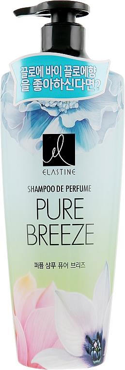 Шампунь парфюмированный для волос - LG Household & Health Elastine Parfume Pure Breeze