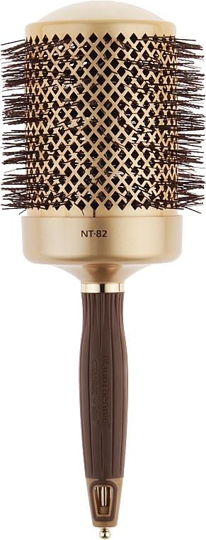 Брашинг 82мм - Olivia Garden Nano Thermic Ceramic + Ion Brush d 82