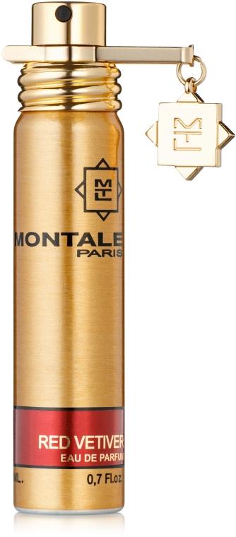 Montale Red Vetyver Travel Edition - Парфюмированная вода