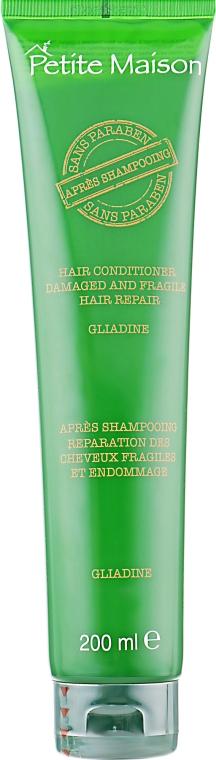 Кондиционер для восстановления поврежденных волос - Petite Maison Hair Conditioner Damaged and Fragile Hair Repair