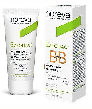 ВВ крем - Noreva Laboratoires Exfoliac BB Cream