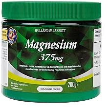 "Духи, Парфюмерия, косметика Пищевая добавка ""Магниевый порошок"" - Holland & Barrett Magnesium Powder 375mg"