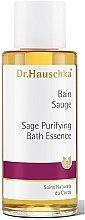 "Духи, Парфюмерия, косметика Эссенция для ванны ""Шалфей"" - Dr. Hauschka Sage Purifying Bath Essence"