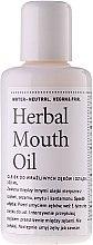 Духи, Парфюмерия, косметика Масло для полости рта - Hydrophil Herbal Mouth Oil