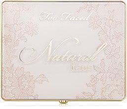 Палетка для макияжа лица - Too Faced Natural Face Palette — фото N2
