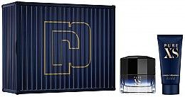 Духи, Парфюмерия, косметика Paco Rabanne Pure XS - Набор (edt/100ml+sh/gel/100ml)