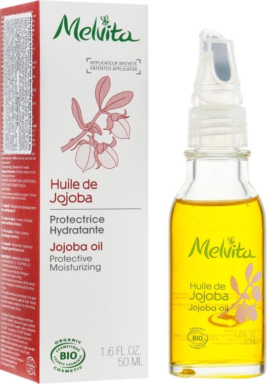 Масло жожоба для лица - Melvita Face Care Jojoba Oil
