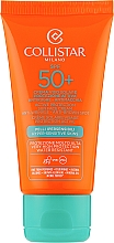 """Духи, Парфюмерия, косметика Солнцезащитное средство для лица """"Активная защита"""" - Collistar Active Protection Sun Face Cream SPF 50+"""