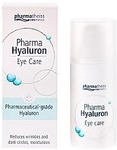Духи, Парфюмерия, косметика Крем-уход для кожи вокруг глаз - Pharma Hyaluron Pharmatheiss Cosmetics Eye Care