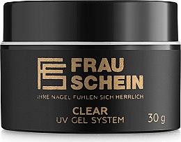 Духи, Парфюмерия, косметика Гель для наращивания - Frau Schein Clear UV Gel System
