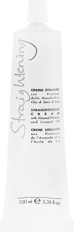 Крем для випрямлення волосся - Echosline CS Straightening Cream  — фото N3