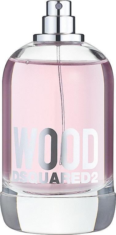 DSQUARED2 Wood Pour Femme - Туалетная вода (тестер без крышечки)