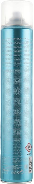 """Спрей для волосся """"Екстримальна фіксація"""" - Hair Company Head Wind Maximum Extreme Spray — фото N2"""