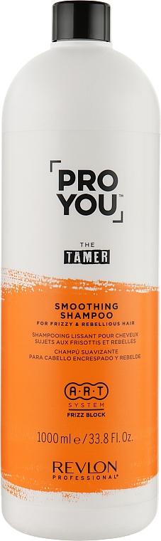 Шампунь разглаживающий - Revlon Professional Pro You The Tamer Shampoo