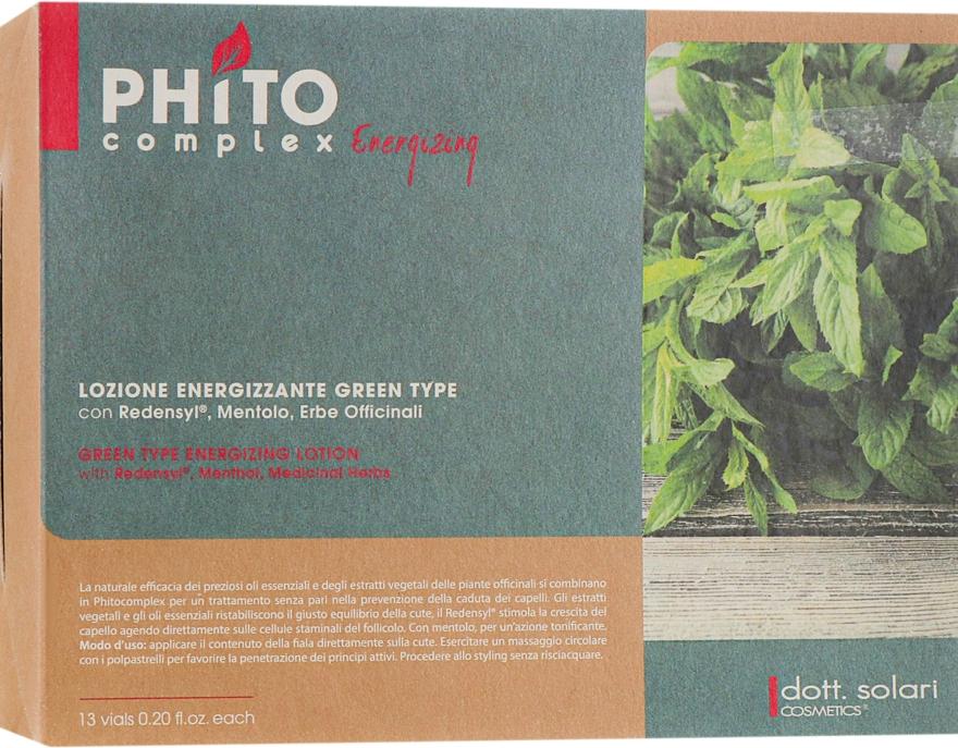 "Енергетичний лосьйон ""Зелений тип"" - Dott. Solari Phito Complex Energizing Lotion Green Type — фото N1"