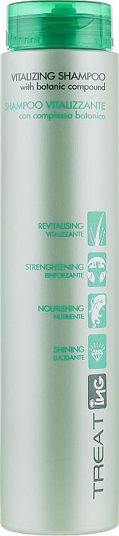 Шампунь для укрепления волос - ING Professional Treat-ING Vitalizing Shampoo