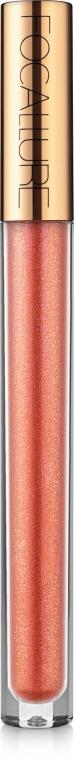 Жидкая помада-хамелеон - Focallure Metallic Lip Gloss