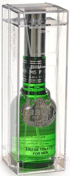 Brut Parfums Prestige Original Plexibox - Туалетная вода