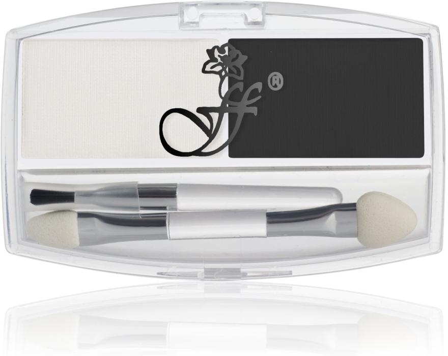 Тени для бровей компактные с аппликатором - FFleur Eyebrow