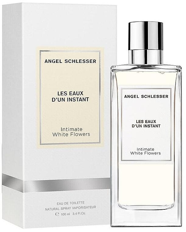 Angel Schlesser Les Eaux d'un Instant Intimate White Flowers - Туалетная вода