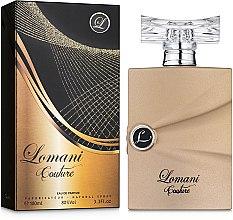 Духи, Парфюмерия, косметика Lomani Couture - Парфюмированная вода