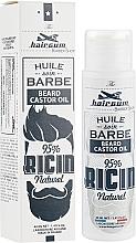 Духи, Парфюмерия, косметика Касторовое масло для бороды - Hairgum Barbershop 95% Castor Oil Beard Oil