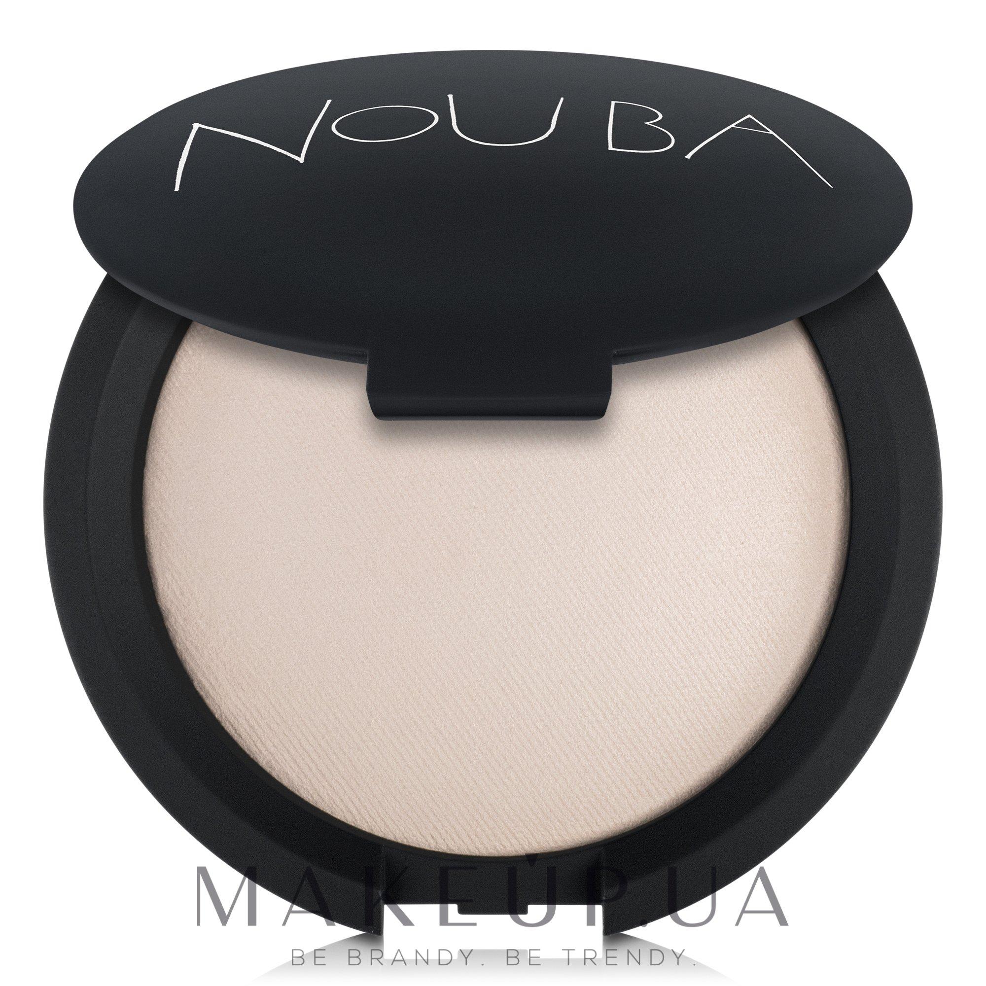Пудра матуюча - NoUBA Boule Powder — фото 71