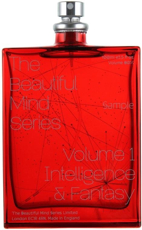 Escentric Molecules The Beautiful Mind Series Intelligence & Fantasy - Туалетная вода (тестер)
