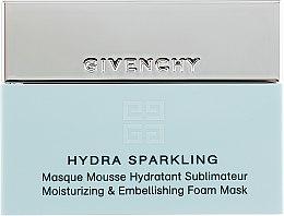 Духи, Парфюмерия, косметика Маска для лица ночная - Givenchy 'Hydra Sparkling' Foam Mask (тестер)