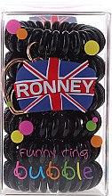 Духи, Парфюмерия, косметика Резинки для волос - Ronney Professional Funny Ring Bubble 16